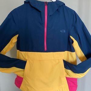 The North Face Color Block Jacket